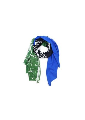 Mois Mont Scarf Design 275 Evergreen