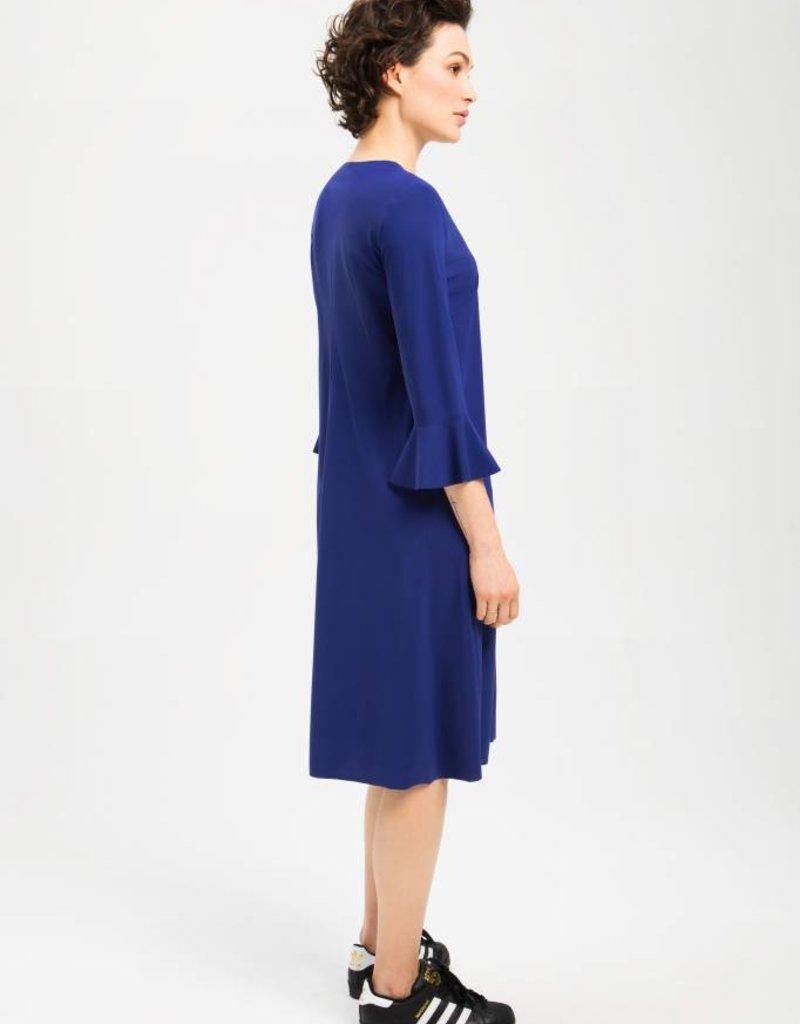 Zenggi Flowy Dress Sapphire