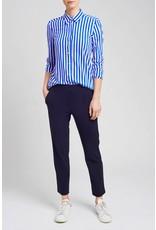 Zenggi Shirt Stripe Indian Blue