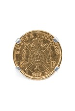 Wouters & Hendrix Statement coin ring