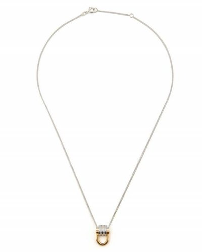 Wouters & Hendrix DELICATE NECKLACE WITH DANGLING CLASP