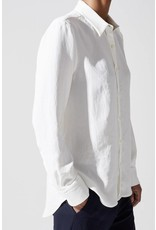 Zenggi DRAPY SHIRT OFF WHITE
