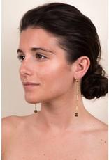 Christine Bekaert Earrings Campana Drops