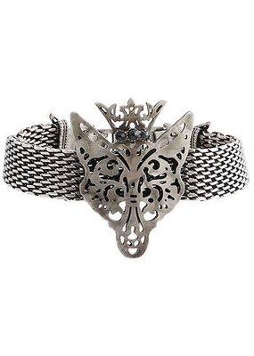 Konplott Bracelet The Fox black