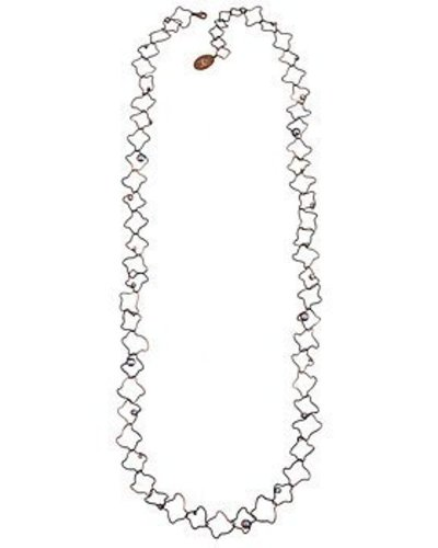 Konplott Long necklace From Joanna with Love brown/orange