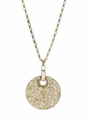 Konplott Necklace pendant (long) Studio 54 beige size 2XL