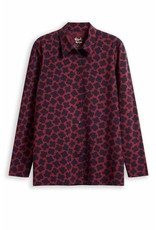 Zenggi Shirt printed red