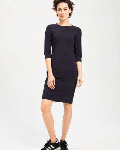 Zenggi Serious Dress Ink Blue