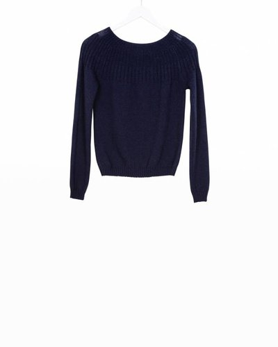 Bric-a-brac Arnish Sweater Navy
