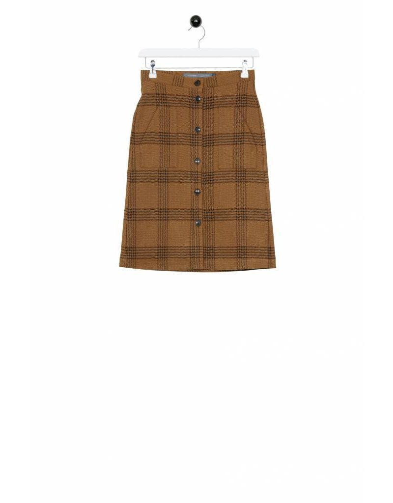 Bric-a-brac Portree Skirt Camel