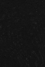 Sjaal driehoek gebried zwart