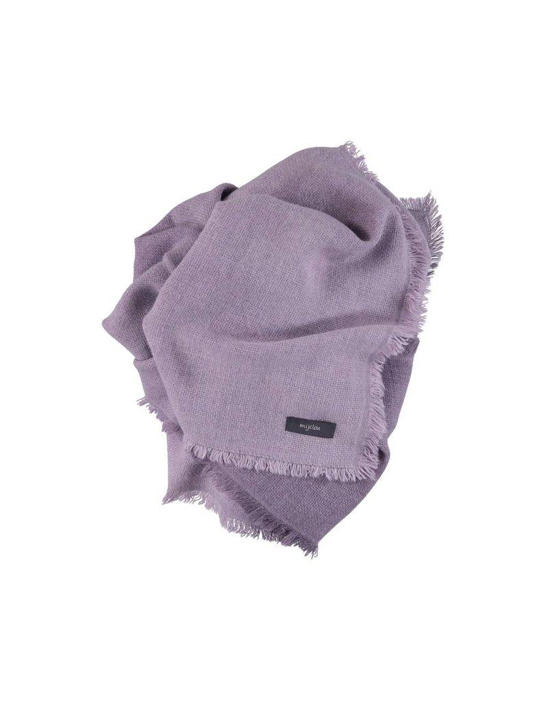 Scarf light purple