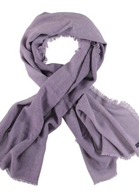 Sjaal licht paars