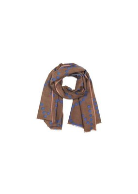 Mois Mont Foulard Design 301 Chocolate