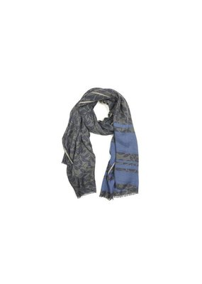 Mois Mont Foulard Design 303 Japan Blue