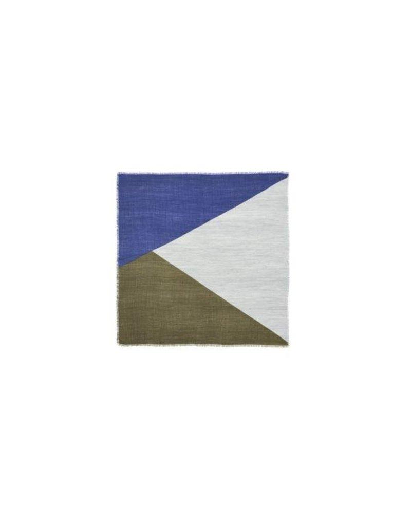 Mois Mont Foulard Design 295 Kaki
