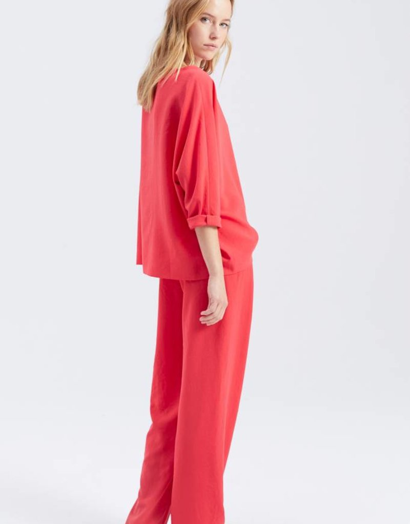 Zenggi JAPANESE CREPE DEX TOP POPPY