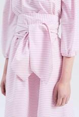 Zenggi COTTON STRETCH SOFIA DRESS POWDER PINK