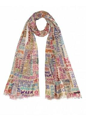 Faliero Sarti Luna Park scarf