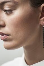 Ola Cube earring 2 Black