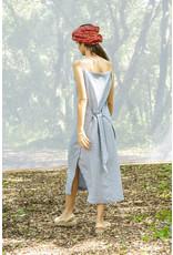 Suite13 Africa Dress Denim Blue