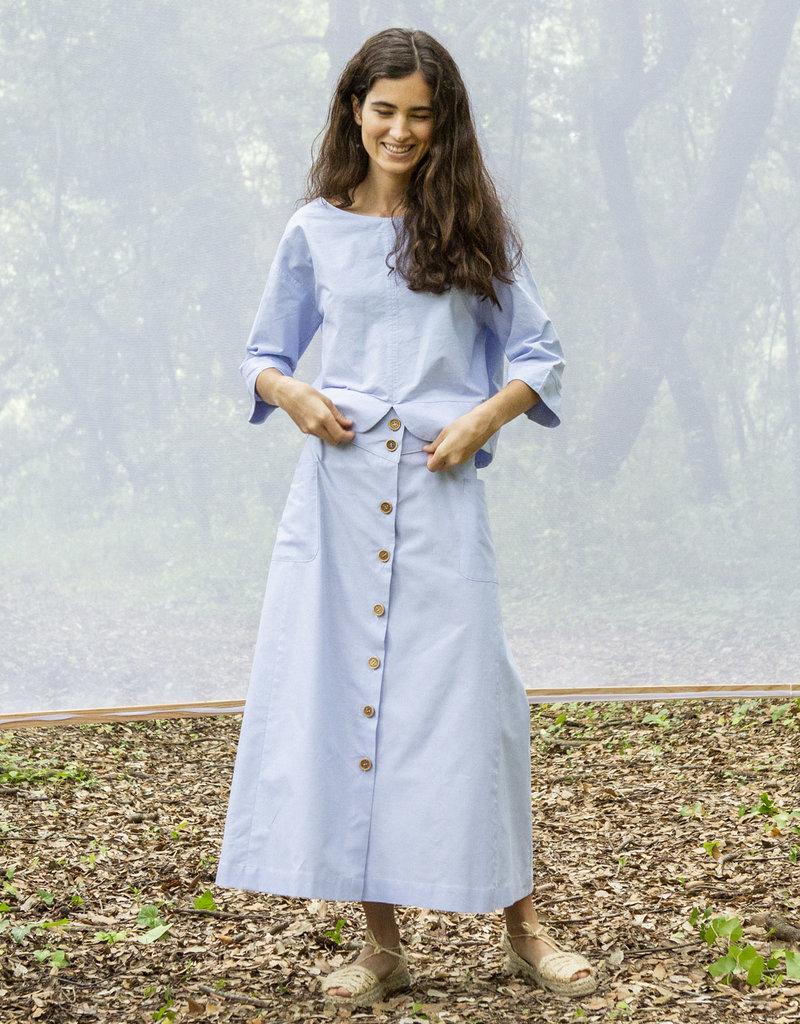 Suite13 Danie Skirt Pale Blue