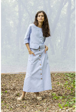 Suite13 Frida Oxford Pale Blue
