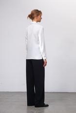 Zenggi Silky Edy Blouse Off White