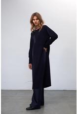 Zenggi Lambswool Knitted Tunic Dress