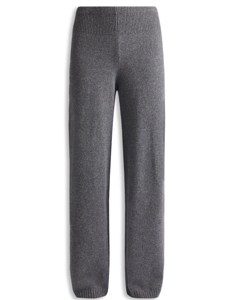 Zenggi Eco Cashmere Knit Pants Grey