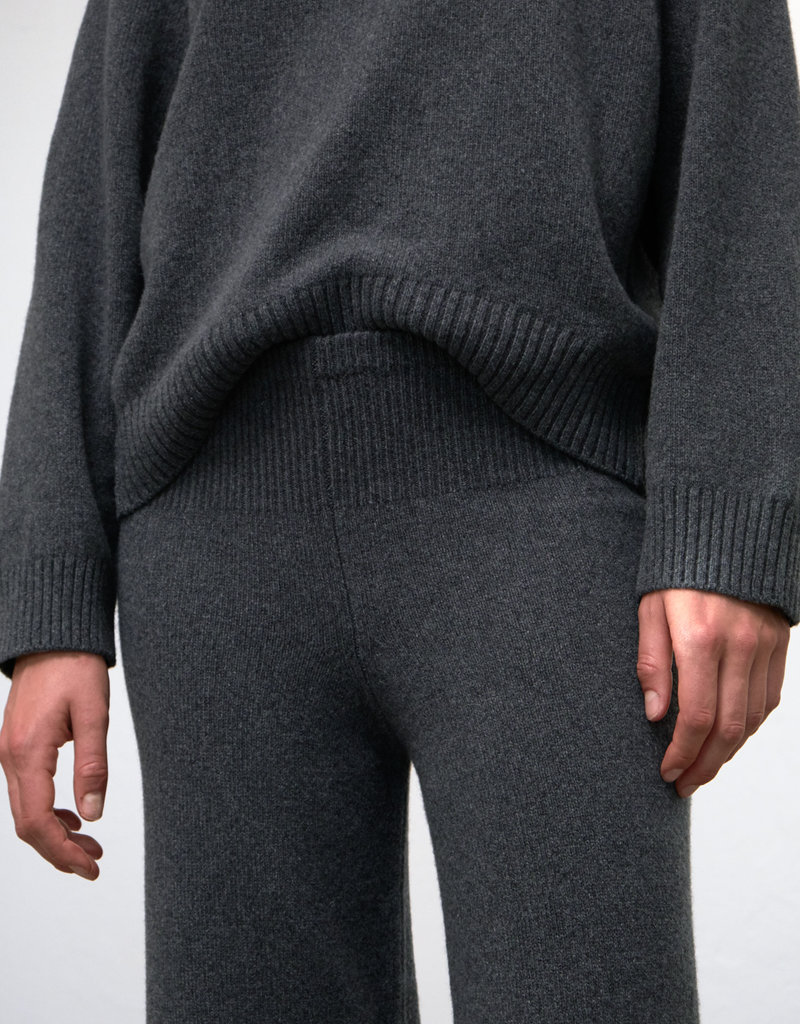 Zenggi Chuncky Eco Cashmere Knit Grey
