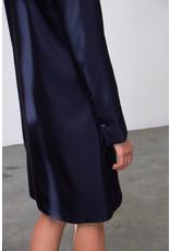 Zenggi Silky Erin Dress Midnight Blue