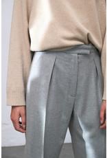 Zenggi Cropped Daryl Pants Misty Grey