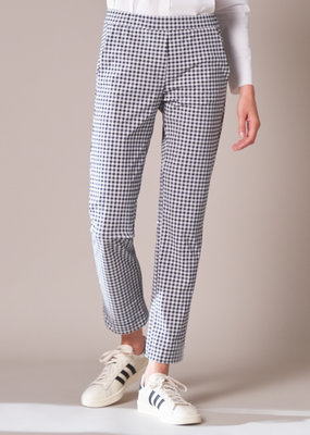 Travel Dress BASIC PANTS PETIT CHECK