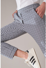 Travel Dress BASIC PANTS PETIT CHECK