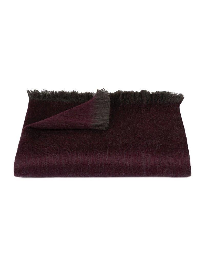 Bufandy Sjaal Alpaca FABIAN - Mulberry Purple