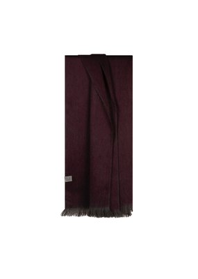 Bufandy Sjaal Alpaca FABIAN - Mulberry Purple