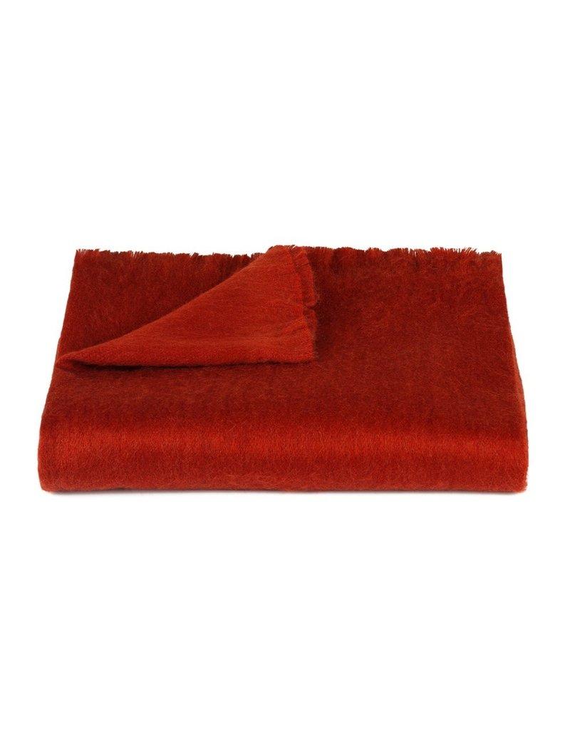 Bufandy Sjaal Alpaca FABIAN - Brick
