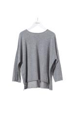 JcSophie Annabelle Sweater Grey Melange