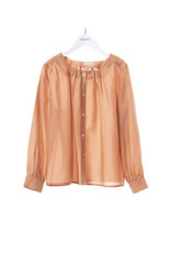 JcSophie Aline Blouse Sunset Orange