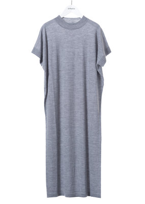 JcSophie Amy Dress Grey Melange