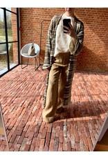 Phisique du role Cardigan lang grijs/beige
