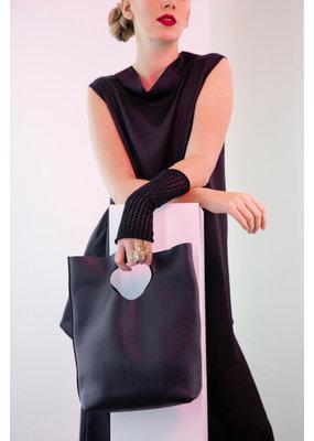 Jacki Collet Handbag Lisa Black