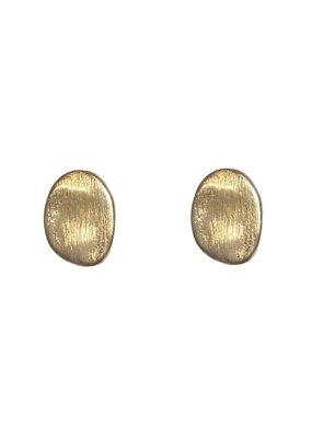 Marilia Capisani Medallion Earring - Gold