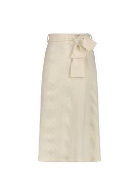 Nukus Sienna Skirt Off White