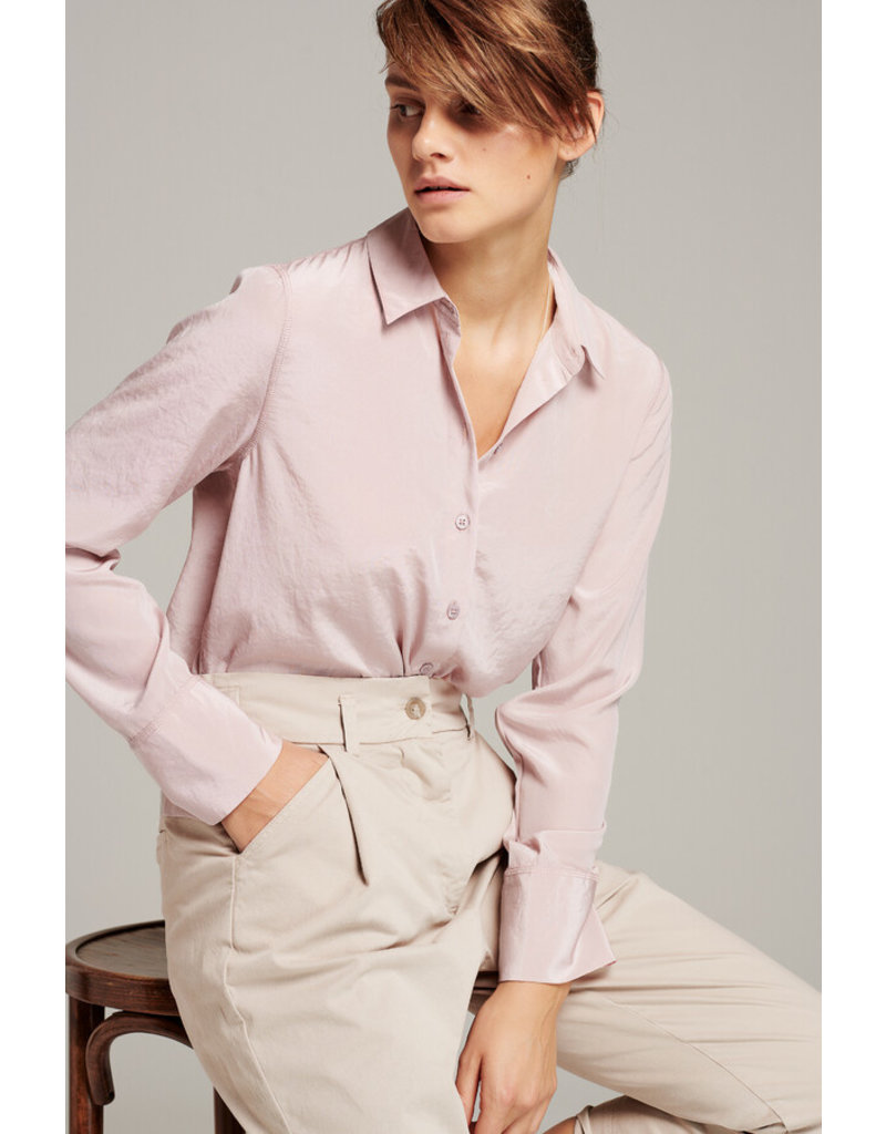 Zenggi SILKY BLOUSE FADED ROSE
