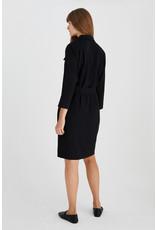 Zenggi NEW POLO DRESS BLACK