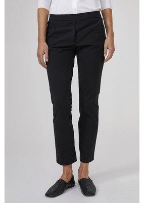 Travel Dress Basic Pants Black