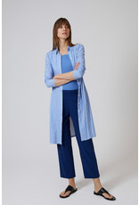 Travel Dress ESSENTIAL SHIRT DRESS BLUEBRID BLUE