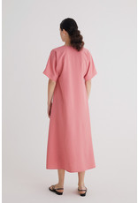 Zenggi Loose V-neck Yoko Dress Blossom
